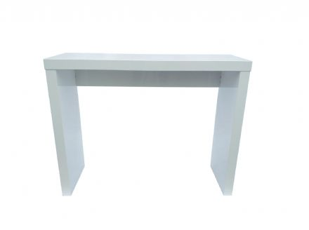 Puro Consul Table - White